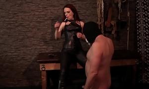 Smoking Hot Ballbusting 3 - Boloney Busted by Mistress Rebekka Raynor